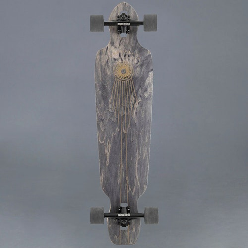 "Landyachtz Battle Axe Space Rock 38"" Komplett Longboard"