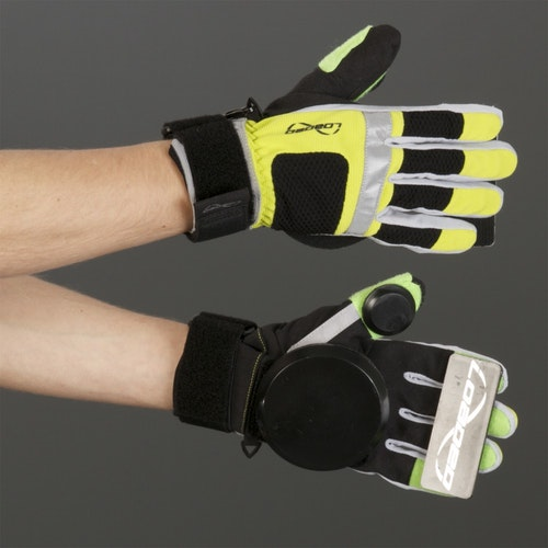 Loaded Freeride Slide Gloves Version6