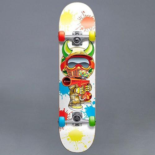 Speed Demons Paintballer 7.5 Komplett Skateboard