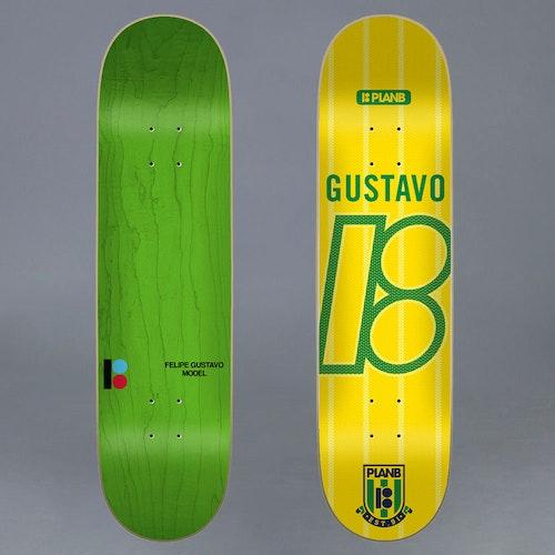 Plan B College Felipe 7.75 Skateboard Deck