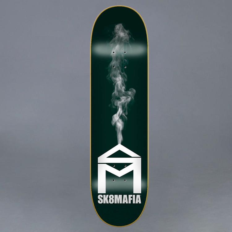 Sk8mafia House Logo Smoke 8.25 Skateboard Deck