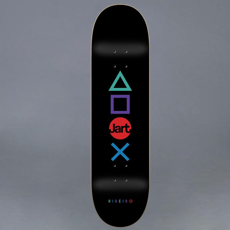 Jart Play 8.0 Skateboard Deck