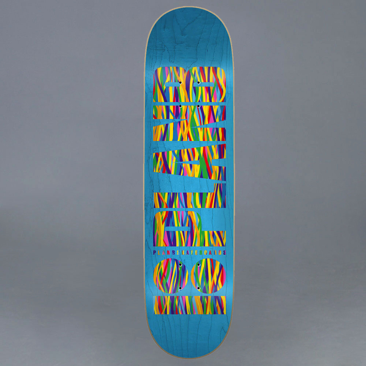 Plan B Team OG Sheffey 8.0 Skateboard Deck