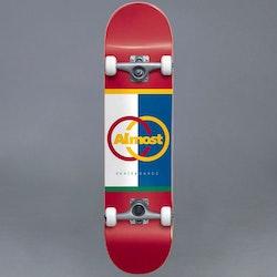 Almost Ivy League 8.125 Komplett Skateboard