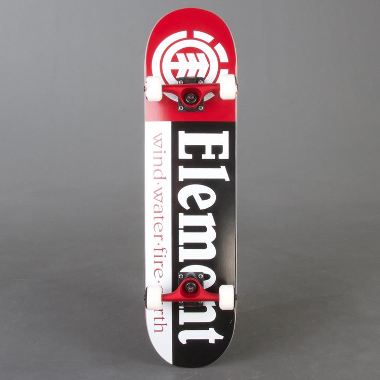 """Element Custom 7.75"""" Komplett Skateboard"""