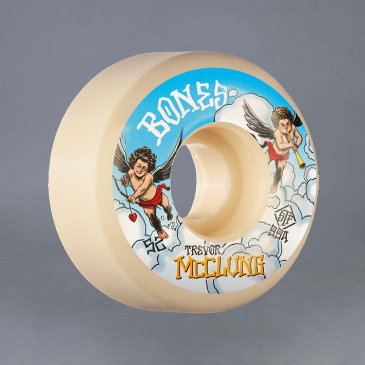 Bones STF Trevor Mcherub v1 52mm 99a Skateboard Hjul