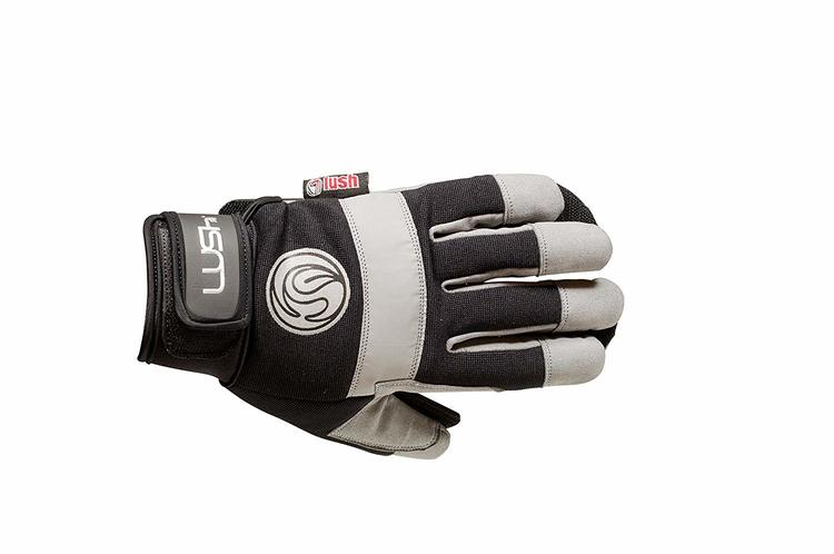 Lush freeride slide gloves (svarta)