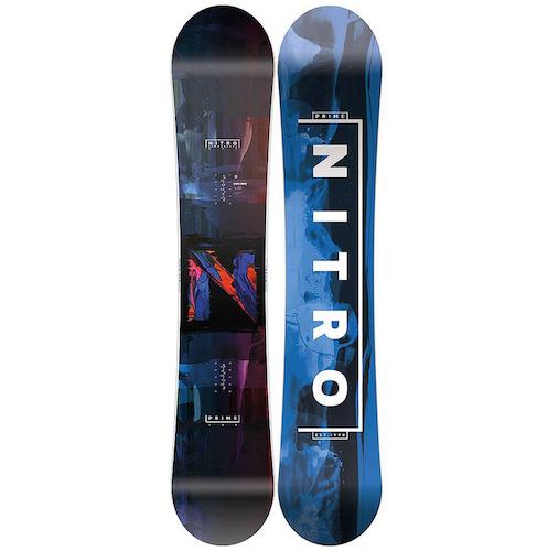 Nitro Snowboard Prime 158 Snowboard