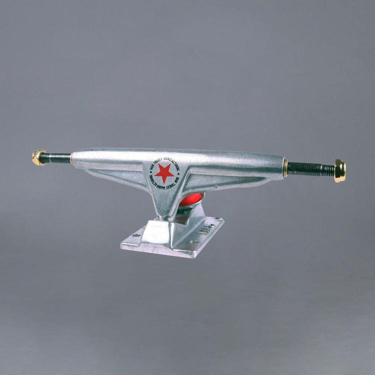 Iron Silver HIGH skateboardtruckar