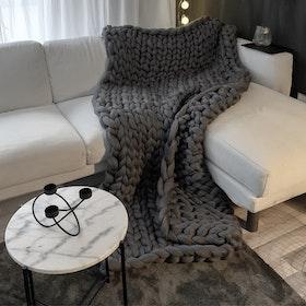 SBC Chunky blanket, 120x220cm