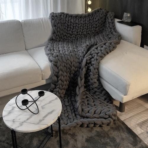 SBC Chunky blanket, XL 120x220cm