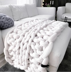 Chunky bed/sofa runner, 120cm