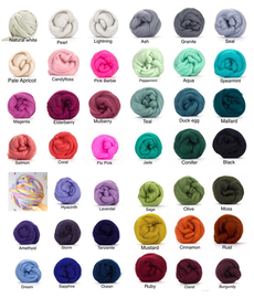 THE COLOR CHART
