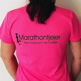 Träningströja Marathontjejer