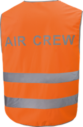 Reflexväst Air Crew