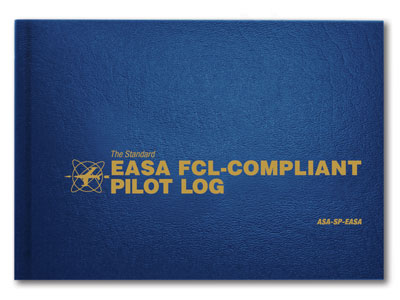 Pilot loggbok - EASA FCL