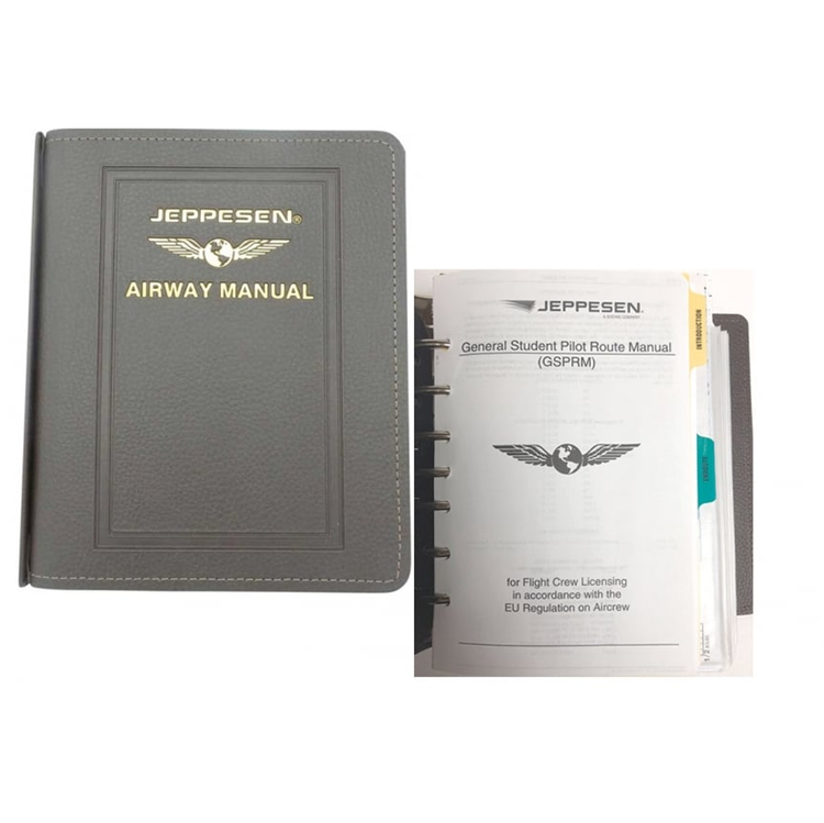 Jeppesen GSPRM student route manual