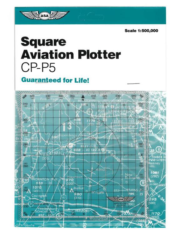 Square Aviation Plotter