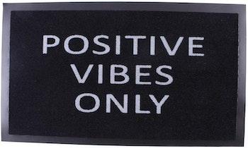 Dörrmatta - Positive vibes only