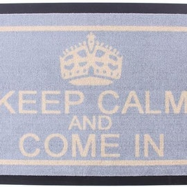 Dörrmatta - Keep calm and come in