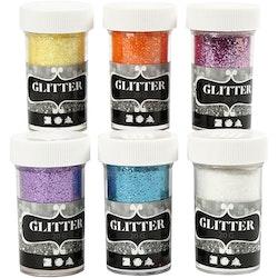 Glitter - sortiment