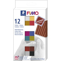 FIMO® Leather Effect