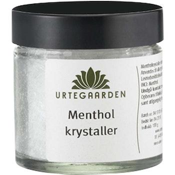 Mentholkristaller, N