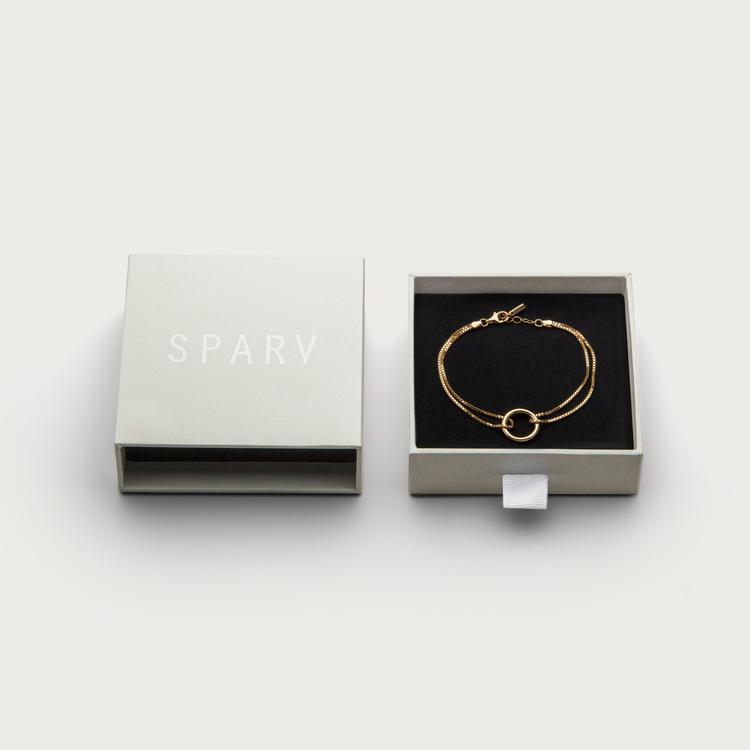 Bold bracelet Sparv