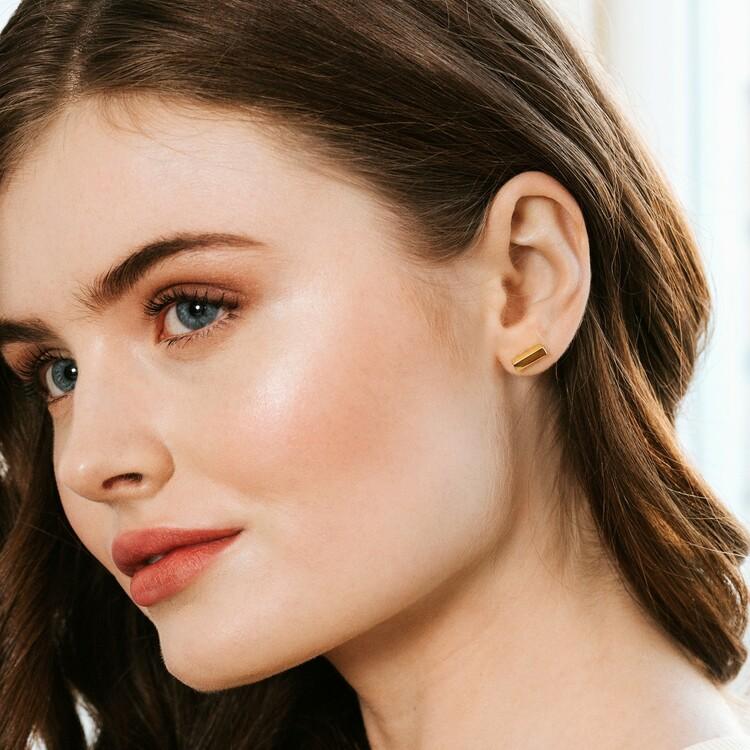 Line earrings Mikaela