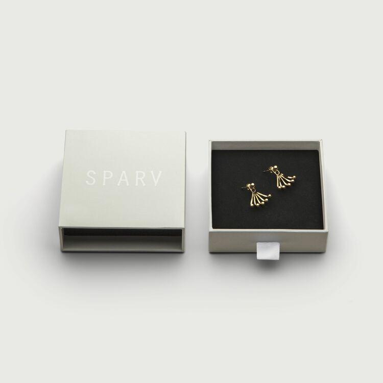 Drops earrings box
