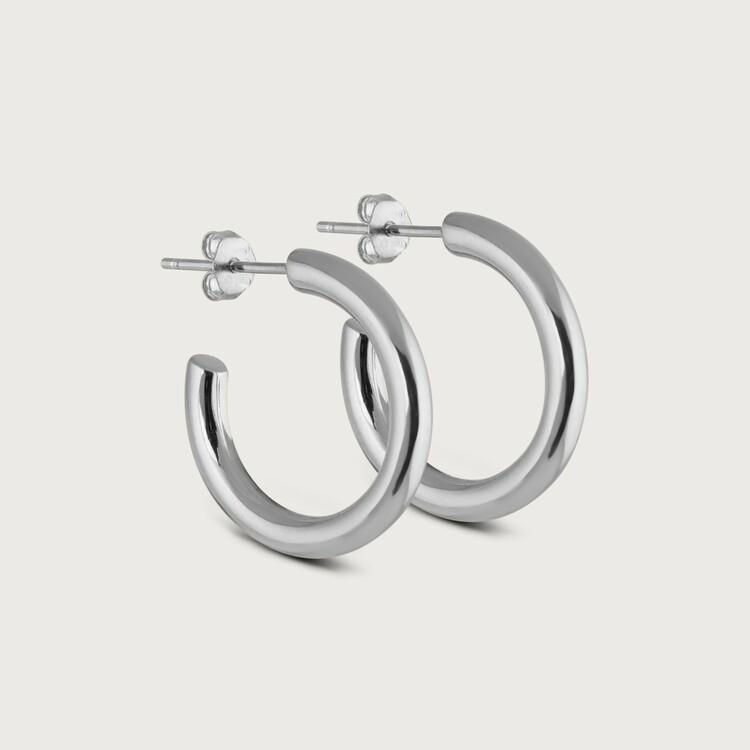 Vacay earrings silver