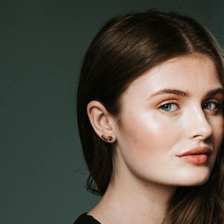 Trio earrings Mikaela