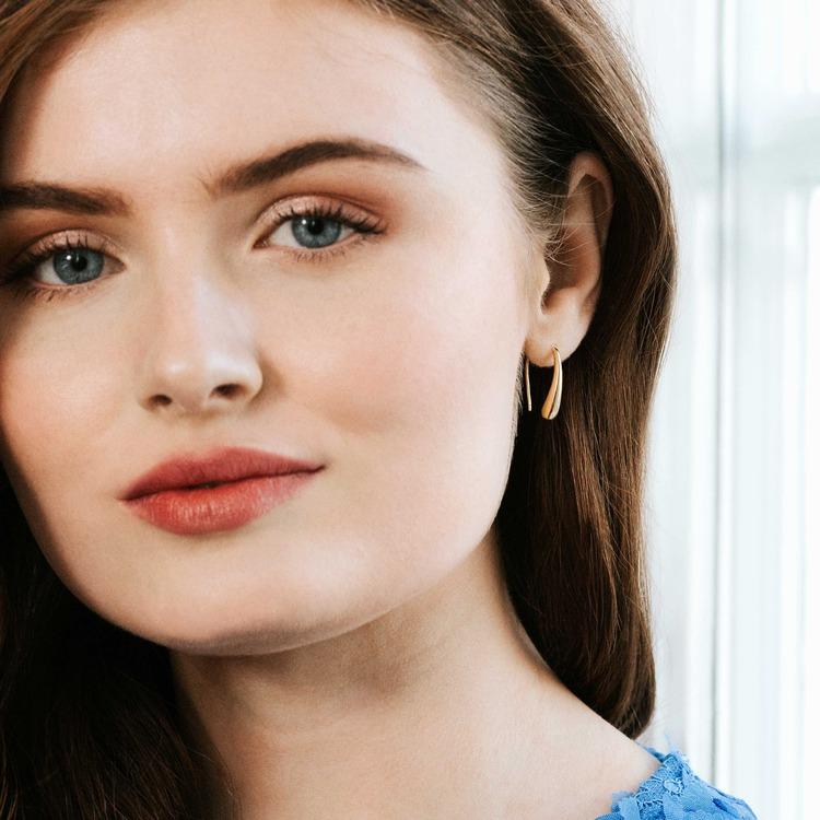 Droplet earrings Mikaela
