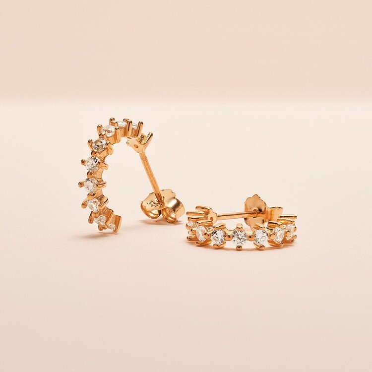 Dreamy earrings Sparv