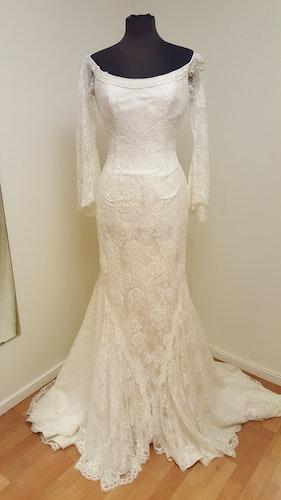Brudklänning Alise