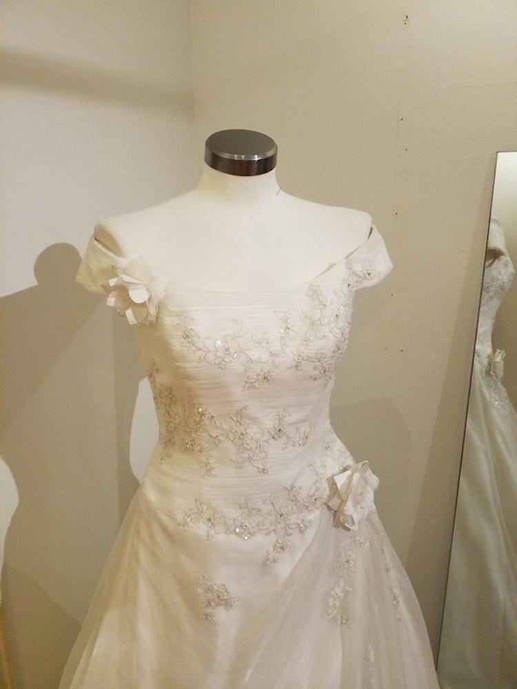 Brudklänning Purity