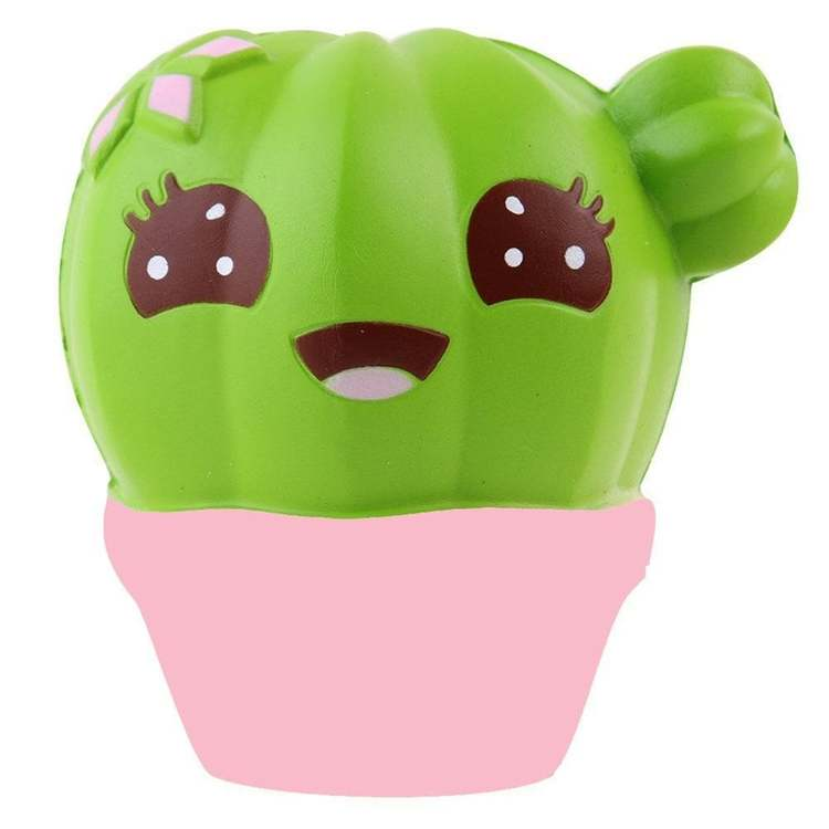 Kawaii Kaktus Jumbo Squishy