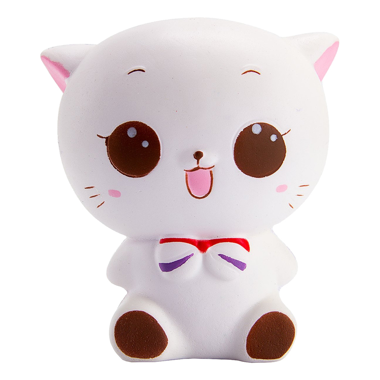 Kawaii Katt Jumbo Squishy