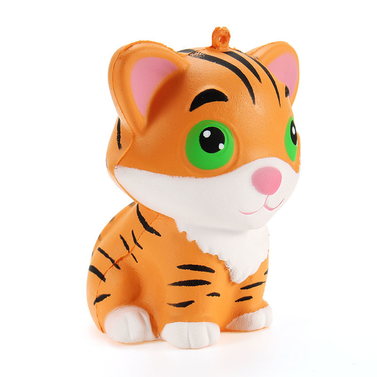 Baby Tiger Jumbo Squishy