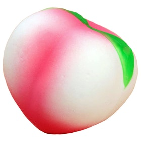Peachy White Jumbo Squishy