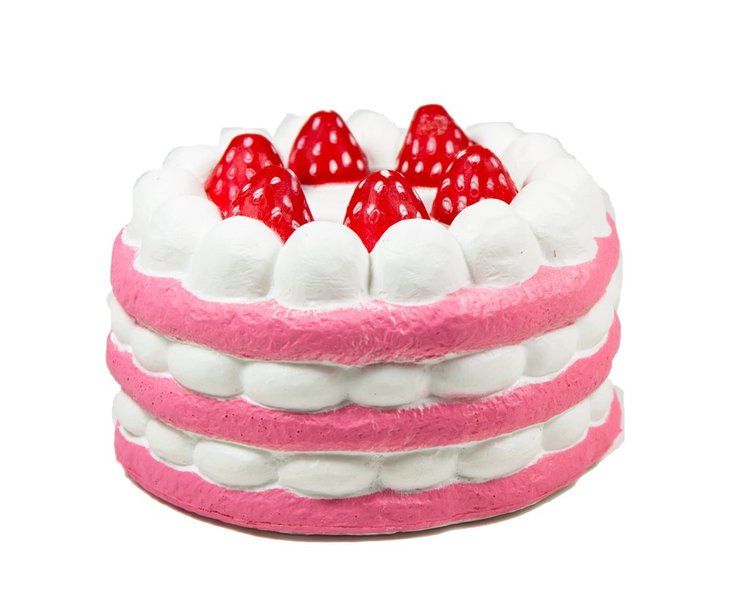 Tårta Jumbo Squishy