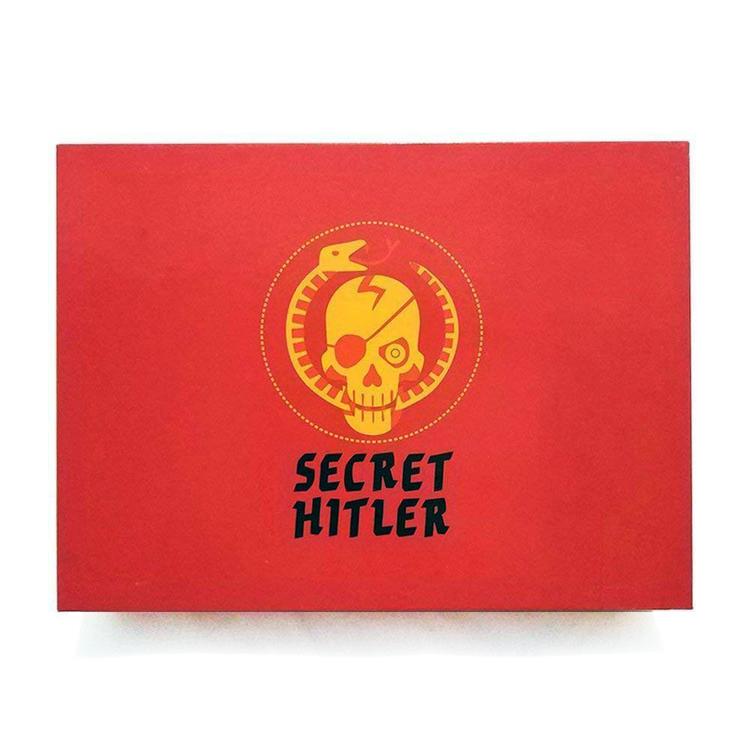 Secret Hitler (begränsad upplaga)
