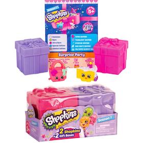 Shopkins Säsong 7 Gift Box 2-pack