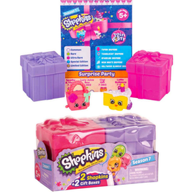 Shopkins Säsong 7 Gift Box 2-pack