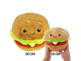 Mega Squishable Hamburgare