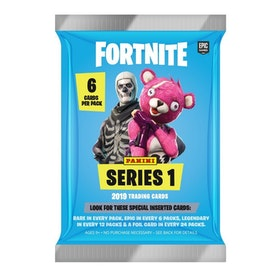 Fortnite Trading Cards Booster Pack