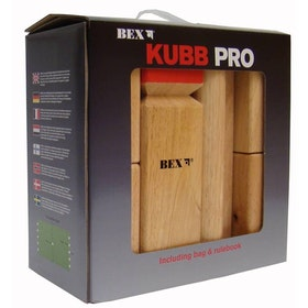 Kubb Original Red King Pro