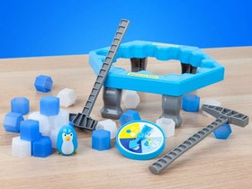 Penguin Trap Spel