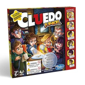 CLUEDO - JUNIOR