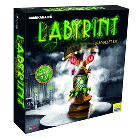 LABYRINT BRÄDSPELET 3.0 (TV)